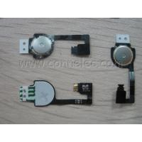 China home button flex cable for Iphone 4, repair parts for Iphone 4, for Iphone 4 home flex on sale