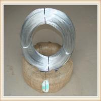 anping factory china supplier high quality 18guage soft big coil galvanized wire for sale