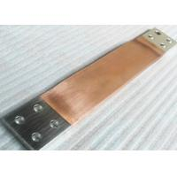 Wholesale Copper Flexible Joint Laminated Busbar For Power Application , ISO / CCC from china suppliers