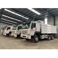 Wholesale 13R22.5 20CBM Tubeless Tyre Heavy Duty Dump Truck Sinotruk Howo 6x4 from china suppliers