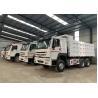 Buy cheap 13R22.5 20CBM Tubeless Tyre Heavy Duty Dump Truck Sinotruk Howo 6x4 from wholesalers