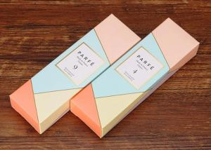 Wholesale 230gsm CMYK Pantone Color Cream Boxes Packaging Foil Stamped from china suppliers