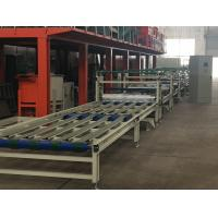 Buy cheap 1.15g/Cm3 Fully Automatic MgO Board Production Line from wholesalers
