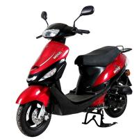 Buy cheap Brushless Gas Powered Scooters , Popular Gas Powered Moped 50cc 4 Stroke from wholesalers