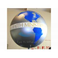Wholesale Custom Advertising Earth Globe Balloons With Digitally Printed 2 Years Warranty from china suppliers