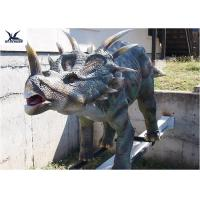 Wholesale Mechanical Playground Animatronic Life Size Dinosaur Decoration Equipment Model from china suppliers