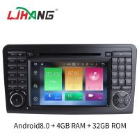 Wholesale Multi Touch Screen Mercedes Benz Car Dvd Player HMDI Output Optional from china suppliers