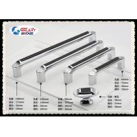 Durable Nickel Cabinet Knobs And Handles Modern Style Furniture Fittings