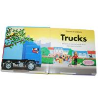 Wholesale 3D Story 400gsm C1S art board Childrens Book Printing, 12 page Custom Coloring Book from china suppliers