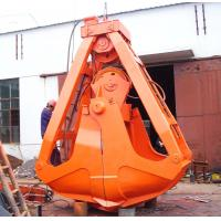 Wholesale Mechanical Type Underwater Dredging Grab Bucket with CE , Large Capacity 28 Ton from china suppliers