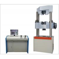 Wholesale 1000KN Computer control servo hydraulic universal testing machine from china suppliers