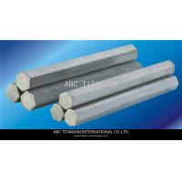 Wholesale Hexagonal titanium rod from china suppliers
