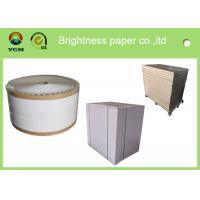 Wholesale High Stiffness Folding Box Board Sheets Clay Coated News Back Paper Double Side from china suppliers
