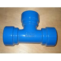 Buy cheap Ductile Iron Pipe Manufacturer with high-Aluminum cement mortar lining from wholesalers