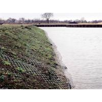 Wholesale Terramesh Gabion Wall Baskets For Erosion Control / Plant Establishment from china suppliers