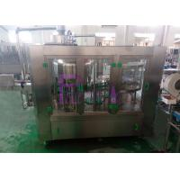 Wholesale Automatic 3 in 1 PET Rotary Bottle Drinking Water Filling Machine from china suppliers