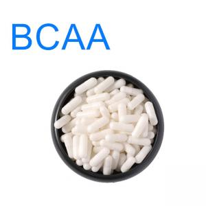 Wholesale 500mg Sports Nutrition Supplements BCAA Branched Amino Acid from china suppliers