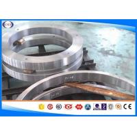 Wholesale H 13 Steel Hot Forged Rings / Forged Metal Rings With Polished Surface from china suppliers