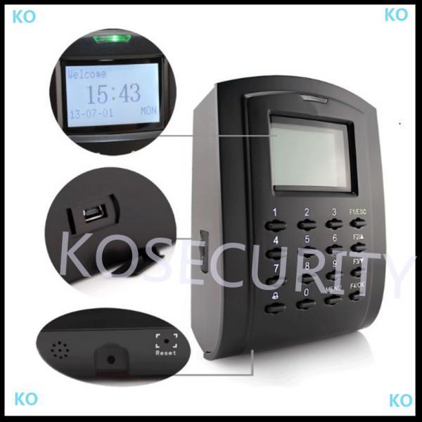 SC103 LCD Screen 30000 User Capacity Smart Card Door Access Control Of Item 105785054