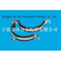 China Compact Structural Tube Mounting Clamp , 20 mm Bandwidth Tube Clamps Stainless Steel on sale