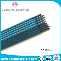 Wholesale Few Smoke 5.0*500mm Mild Carbon Steel Welding Rods AWS E6013 GB J421 Electrodes from china suppliers