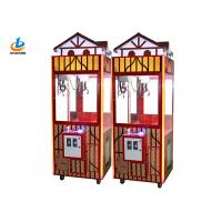 Buy cheap Cute Coin Operated Claw Crane Machine With Electric Motor / Toy Grabber Machine from wholesalers