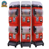 Wholesale Spiral Shopping Mall Gumball Vending Machine Coin And Token Operated from china suppliers