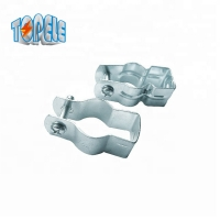 China Metal Electrical Polished Conduit Pipe Brackets Hanger on sale