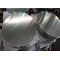 Wholesale Kitchen Dish 5005 DC Aluminium Circle Plate Durable Corrosive Resistant from china suppliers