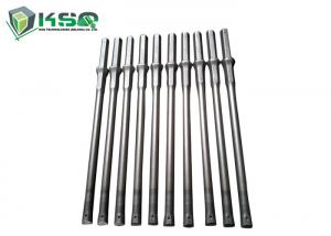 Wholesale Rock Drill Tools Shank Plug Hole Integral Drill Steel Rod For Mining Blast from china suppliers