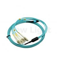 Wholesale Optic Fiber  MPO MTP Cable  Patch Cord simplex / duplex  ,  patch cable 8 core / 12 core from china suppliers