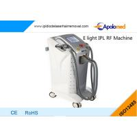 China Acne removal IPL Vascular Treatment Multifunction Beauty Machine / RF Facial Wrinkle Machine wholesale