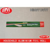 Wholesale 14 Micron Thickness Kitchen Aluminium Foil , Catering Tin Foil Roll ISO Certificated from china suppliers