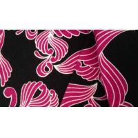 Wholesale 190GSM Plain Dyed Spun Polyester Single Jersey , Printed Jersey Knit Fabric from china suppliers
