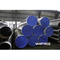 Wholesale ASTM A335 P91 Pipe , Seamless Carbon Steel Pipe For High Temperature Service from china suppliers