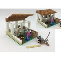 Wholesale Role Play DIY Building Blocks Educational Toys 162Pcs Mini Farm 4 In 1 Combo Set from china suppliers