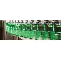 China 5000BPH Carbonated Filling Machine , Carbonated Soda Water Filling Line wholesale