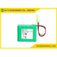 Wholesale 600mah Capacity AAA  NIMH Battery Pack 1.2v AAA NIMH Batteries Rechargeable battery 12v from china suppliers
