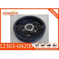 Wholesale Crankshaft Pulley For Nissan QR20DE QR25 12303-6N200 123026N200 from china suppliers