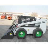 China Side Loading Skid Steer Loader Forklift Truck High Reliability For Narrow Aisle on sale