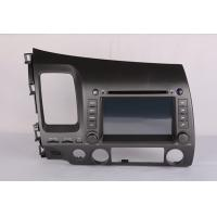 Wholesale Windows CE 6.0 Honda DVD Player , 7 inch 3G Honda CIVIC Navigation System from china suppliers