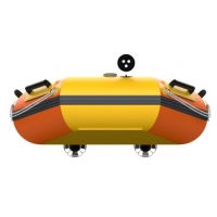 Wholesale Lb-Z6 Self Deploying 528 Kg Inflatable Lifeboat from china suppliers