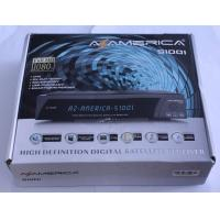 Wholesale Original Azamerica S1001 HD Twin Tuner Az Amercia S1001 Smart Card Reader&lan&USB PVR AzAmerica S1005 HD from china suppliers
