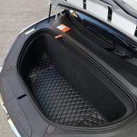 Wholesale Topfit Car Boot Mats Cargo Liners for Tesla Model X P90D-Black from china suppliers