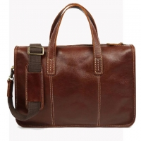 Wholesale Classic Gloss First Layer Cowhide Laptop Messenger Bags from china suppliers