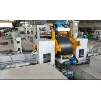 China 6 X 1600 Economical Cut To Length Machine , steel coil cutting machine on sale