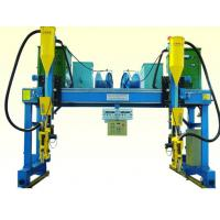 Buy cheap Box Beam Welding Column SAW Welding Machine, Flux Recovery System, Pneumatic from wholesalers