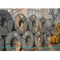 Wholesale 2B Inox ASTM A240 SUS 201 Cold Rolled Stainless Steel Coil For Construction , 2000mm Steel Coil from china suppliers