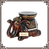 Wholesale elephant stool changing his shoes stool imitation gift wholesale home G065AM from china suppliers