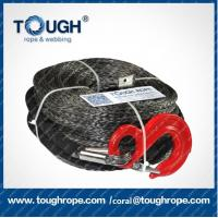 TOUGH ROPE Dyneema 12v synthetic small hand winch cable SUV all-terrain vehicle